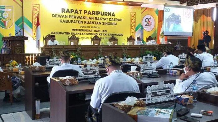 Ada Selisih Rp 976 Juta Tunjangan Perumahan, Anggota DPRD Kuansing Harus Mengembalikannya