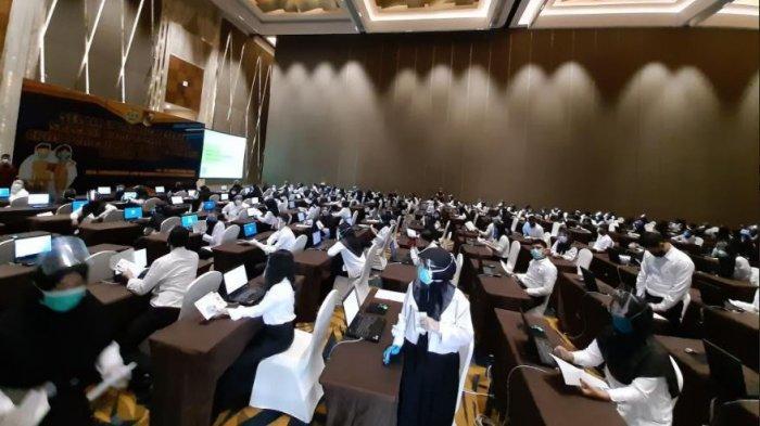 BKPSDM Dumai Umumkan Jadwal Pelaksanaan SKD CPNS 2021, Ada 56 Sesi yang Dilaksanakan