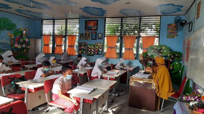 Belajar Tatap Muka Terbatas SD dan SMP di Pekanbaru Berlanjut Pekan Depan