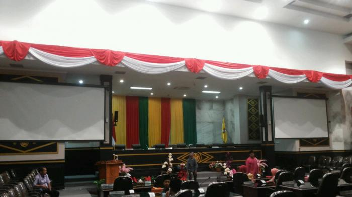 Ketua DPRD Pekanbaru: Rapat Paripurna HUT Kota Pekanbaru 2021 Tetap Digelar