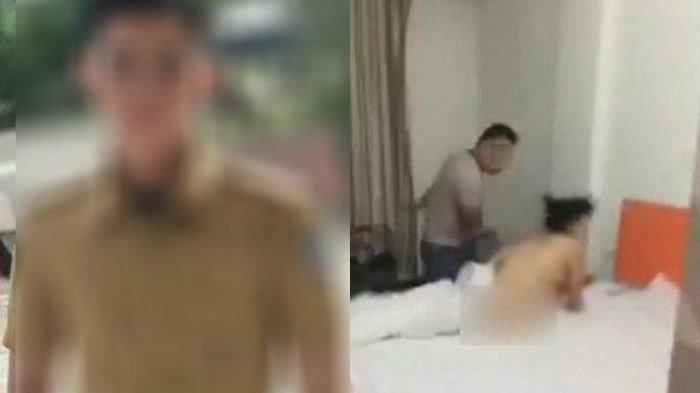 Ngaku Cuma Ciuman Saja di Hotel, Ini Nasib Pegawai Imigrasi yang Terciduk dengan Istri Orang