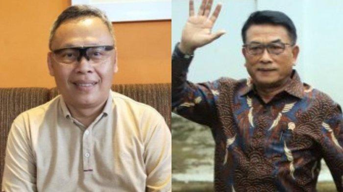 Pengusul Jokowi 3 Periode Ini Disebut Gantikan Moeldoko, Siapa Suhendra Hadikuntono?