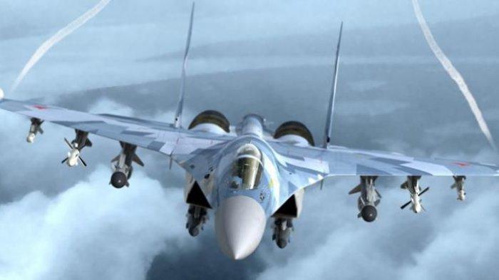 CANGGIH,Jet Tempur Sukhoi Su-57 Baru Rusia Meluncur di 2022, Hancurkan Semua Target di Segala Medan