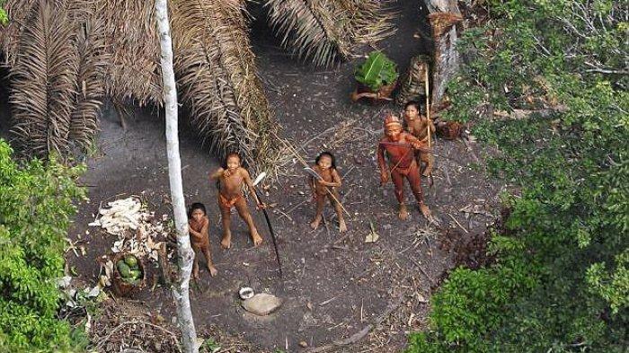 Curahan Hati Suku Amazon Soal Tragedi Kebakaran Hutan Amazon, 'Bagi Kami ini adalah Kehancuran'