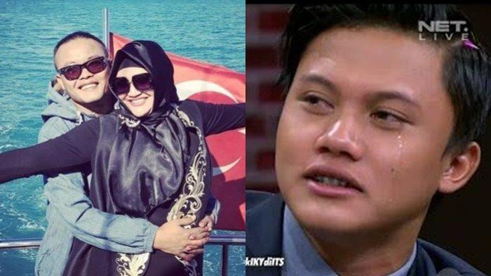 Tangis Sule dan Rizky Febian Pecah di Konser untuk Lina Zubaedah: Saya Persembahkan untuk Mama