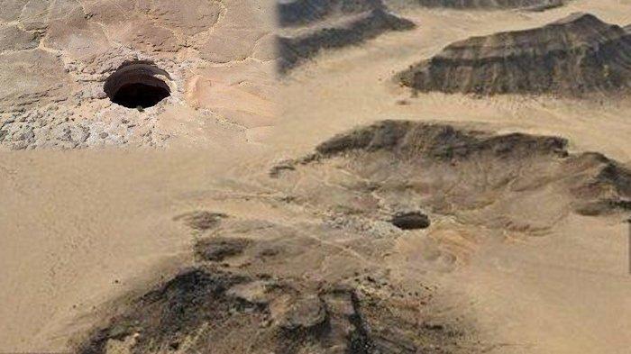 Sumur Neraka Muncul di Yaman, Keluarkan Bau Busuk, Disebut Sebagai Penjara Setan, Penuh Misteri