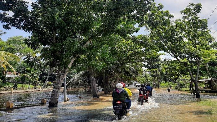 Normalisasi Sungai di Kota Pekanbaru Terkendala Sebab Lembaga Ini Tak Punya Dana Operasional