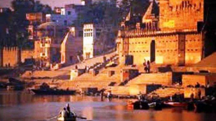 Sungai Gangga di India