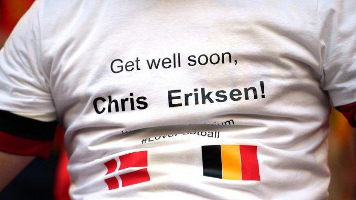 Liga Italia: Masa Depan Christian Eriksen Usai Serangan Jantung, Inter Milan Tunggu Pemulihan