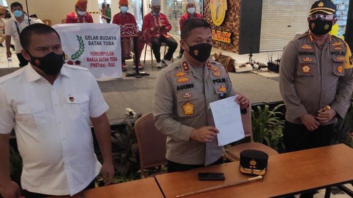 Tersangka Pemalsuan Surat Bebas Covid-19 di Bandara Pekanbaru Bekerja Sendiri, Ini Penjelasan Polisi