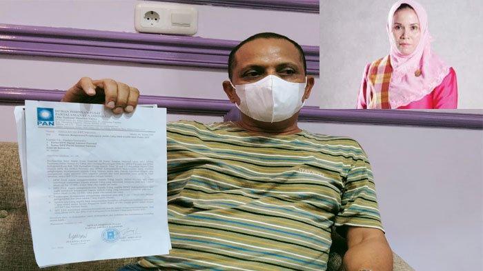 Kisruh Kompensasi Caleg, Said Usman Abdullah Tolak Uang Kompensasi dari PAN, Ini Alasannya