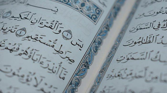 Bacaan Al Quran Surat Yasin Ayat 1 - 83, Berikut Keutamaan Surat Yasin