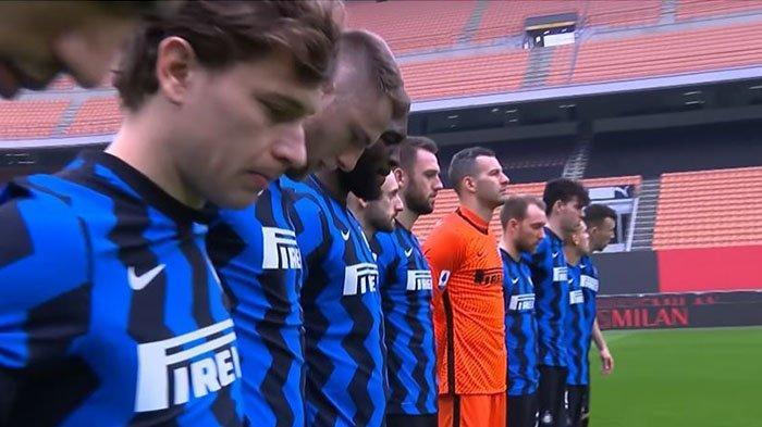 Liga Italia: Inter Milan Lego Pemain, Martinez, Eriksen, Vidal, Hakimi, Brozovic Masuk Daftar Jual