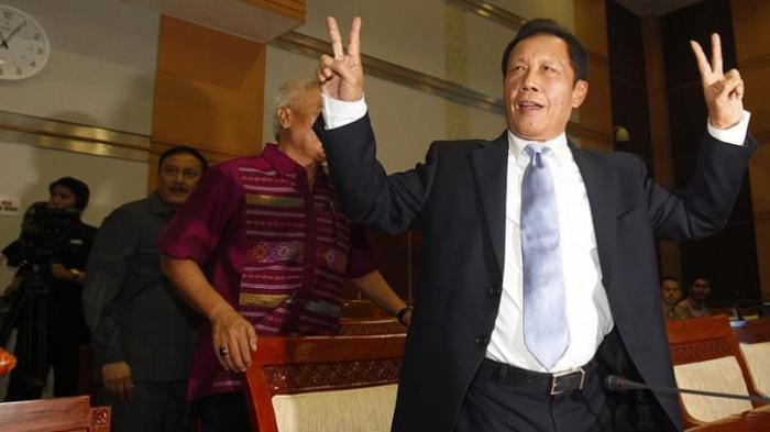 Mantan Gubernur DKI Sutiyoso Bela Anies Baswedan Soal Banjir di Mata Najwa, Keberuntungan Buat Anies