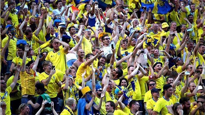 Swedia Kandaskan Korsel 1-0, Meksiko Pimpin Klasemen Sementara Grup F