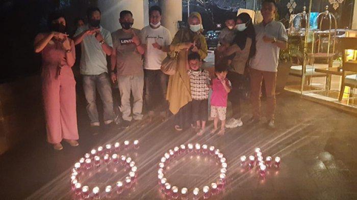 Swiss-Belinn SKA Pekanbaru Kampanyekan Earth Hour, Ajak Tamu Matikan Lampu Selama 1 Jam