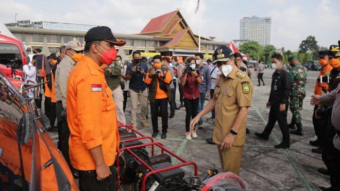 Syamsuar Mencak-mencak: Pemantauan dan Pengawasan Karhutla di Riau Harus Sampai Tingkat Bawah