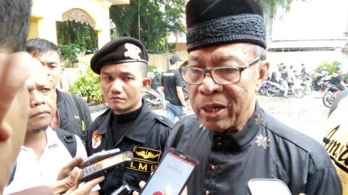 Datuk Panglima Harian LMB Ismail Amir Ungkap Komunikasi Terakhir dengan Syarwan Hamid 2 Hari Lalu