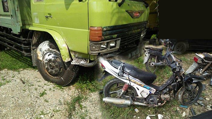 Tabrakan dengan Truk, Pelajar di Bonai Darussalam Riau Tewas Akibat Benturan di Kepala