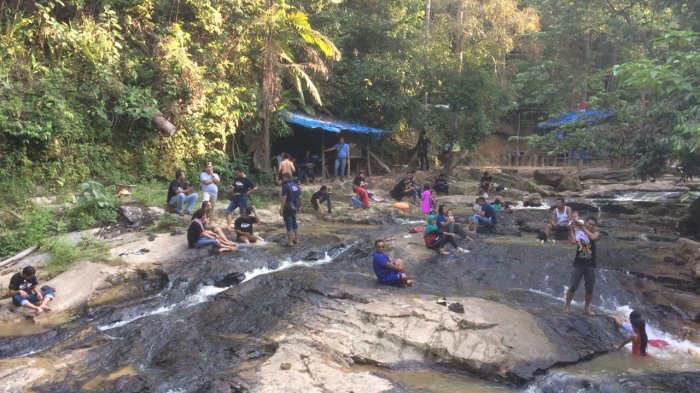 TACI Pekanbaru Meriahkan Hut RI ke 73 dengan Touring ke Inhu