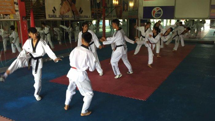 TC Berjalan Tim PON Taekwondo Digelar di Pekanbaru? Ini Penjelasan Ketua TI Riau