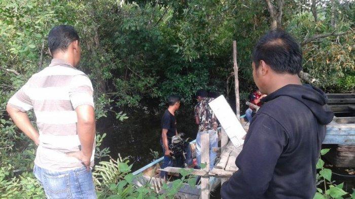 Polsek Bengkalis Masih Lakukan Pencarian Tahanan Kabur