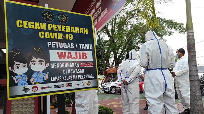 Nyaris Tembus 20 Ribu Kasus, Lima Daerah di Riau Ini Diminta Serius Tangani Covid-19