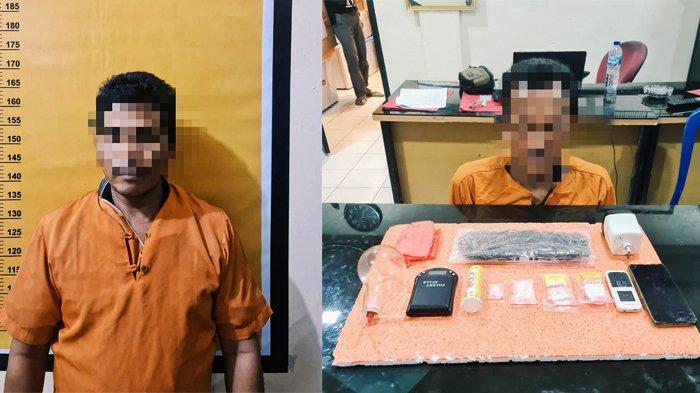 Padahal Badannya Dikurung di Polsek, Tapi Tahanan Ini Masih Bisa Kendalikan Peredaran Narkoba.