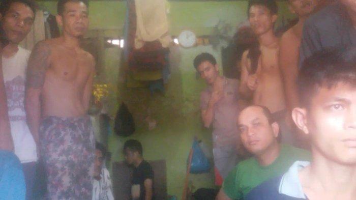 Tahanan Desak-desakan, Over Kapasitas Rutan Kuansing Riau Capai 500 Persen