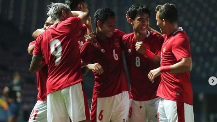 Hasil Indonesia vs Taiwan: Babak Pertama Garuda Unggul Tipis
