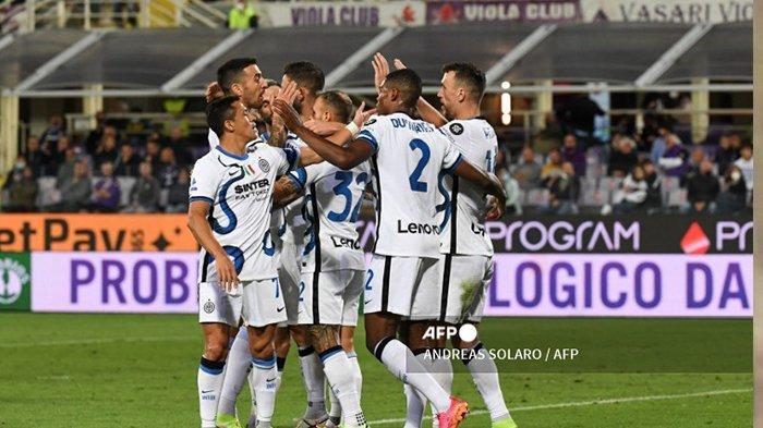 Siaran Langsung Inter Milan vs Atalanta Mulai pukul 23.00 WIB, Peluang Berat Kejar Puncak Klasemen