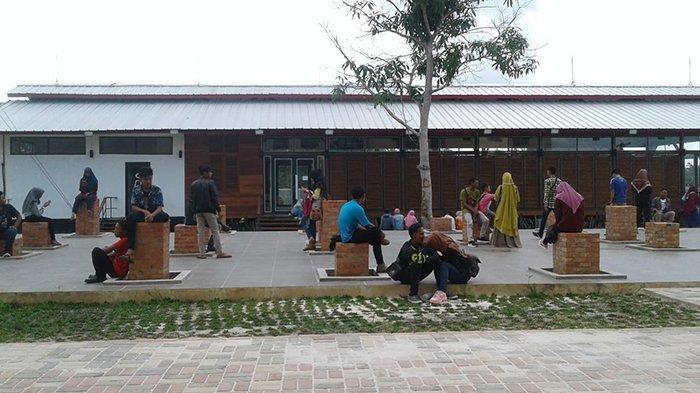 Apa Alasan Tangsi Belanda Siak Riau Belum Dibuka untuk Umum Meski Ramai Pengunjung?