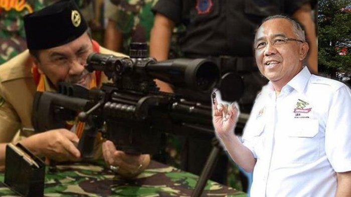 TANDING ULANG Syamsuar vs Andi Rachman, Dulu Pilgubri Kini Musda Partai Golkar Riau, Siapa Menang?
