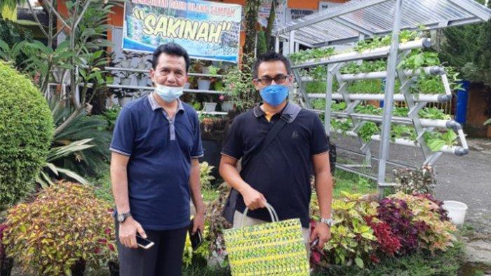 PLN Peduli Berdayakan Bank Sampah Sakinah Kota Padang