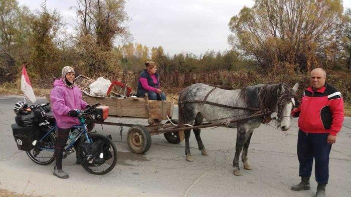 Tasman dan Joko Tiba di Plovdiv Bulgaria, 180 Km Lagi Bersepeda Menuju Perbatasan Turki