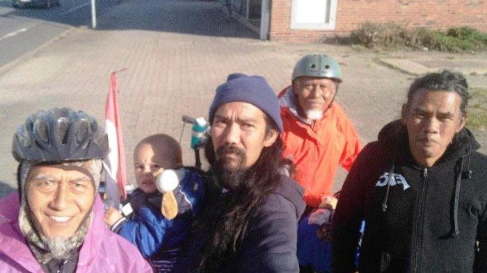 Tasman dan Joko Sudah Berada di Amsterdam. Ini Nomor Rekening Pembangunan Ponpes Darussalam YAMRI