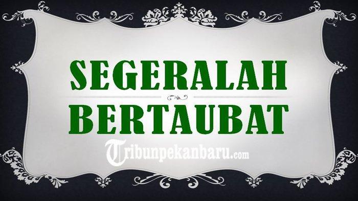 Tata Cara SHOLAT Sunat TAUBAT Menurut Ustadz Abdul Somad, Ibadah Penting Sebelum Bulan Suci Ramadhan