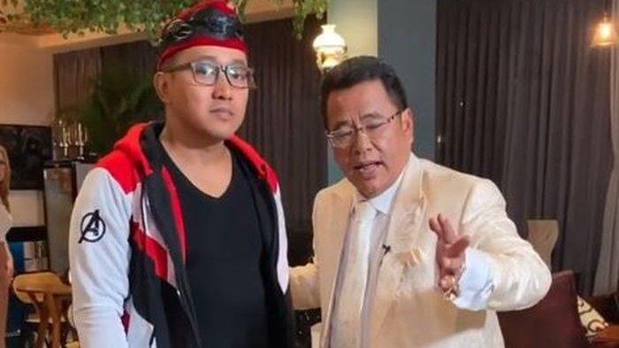 Teddy Naik Pitam, Bobroknya Dibongkar, Labrak Mbak You di Depan Hotman Paris: Dia Seperti Ular