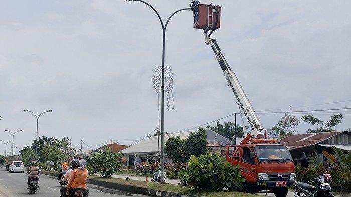 Lampu Sering Dimaling, Riau Terima Hibah 5.000 Penerang Umum Jalan Tenaga Surya, dari Mana?