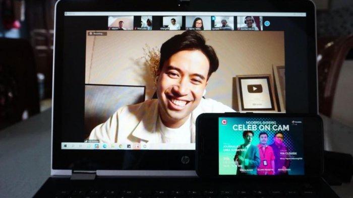 Telkomsel Ajak Jurnalis Ngobrol Inspiratif Bareng Vidi Aldiano