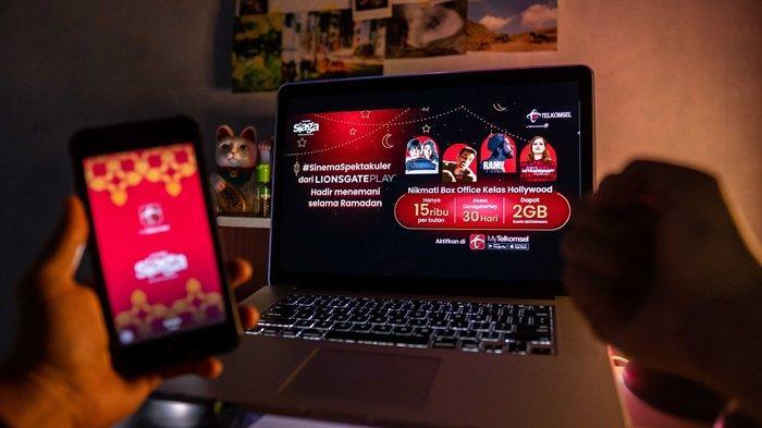 Telkomsel Hadirkan Paket Bundling Terbaik Layanan Lionsgate Play untuk Konten Hollywood Blockbusters