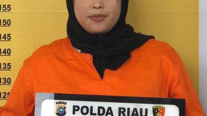 Teller Cantik Terjebak Utang Pinjaman Online, Nekat Tilap Uang Nasabah Bank di Riau Rp 1,2 Miliar