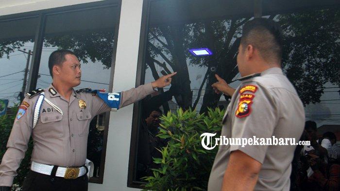 Polisi Sudah Periksa 3 Saksi Terkait Penembakan Lapas Gobah Pekanbaru