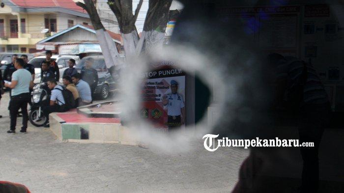 Ini Penjelasan Kakanwil Kemenkumham Riau Terkait Penembakan Lapas Gobah Pekanbaru