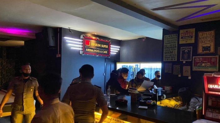 Tempat Hiburan di Pekanbaru Membandel Buka Siang Hari Saat Ramadhan, Pengunjung Langsung Dibubarkan