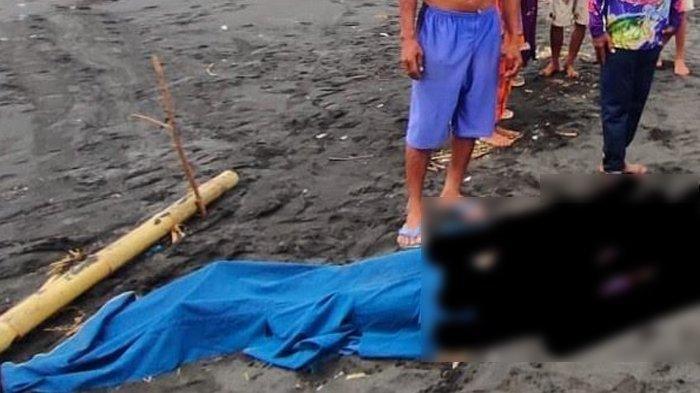 Istri Pergi dari Rumah, Ditemukan Tewas di Pantai, Suami Temukan Surat: Cari Aku di Laut Selatan