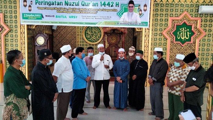 Temui Imam Masjid Korban Pemukulan di Pekanbaru, Anggota DPR RI Dorong RUU Perlindungan Ulama