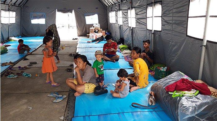Penyakit Kulit, Diare Hingga Demam Berdarah Ancam Ribuan Warga Riau Terdampak Banjir