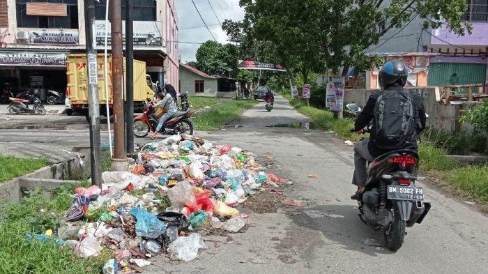 Tender Pengangkutan Sampah Belum Selesai, DPRD Pekanbaru Sebut DLHK Bisa Lakukan PL