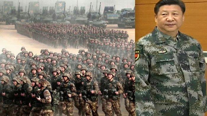 Merinding, Media di China Bongkar 6 Rencana Perang China ke Depan, Perang Total & Perang Regional